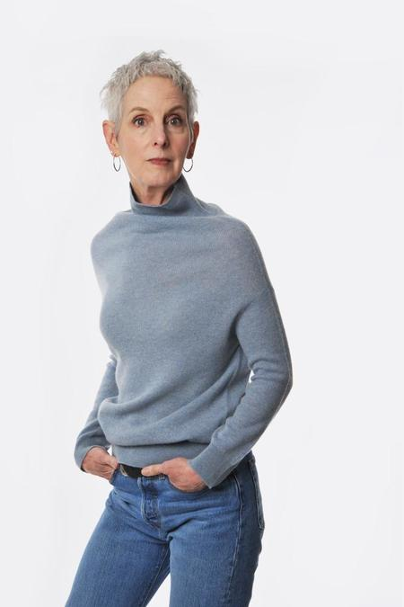 Oyuna Air Melfi Sweater - blue