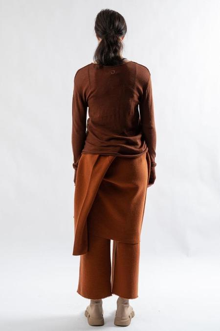 Oyuna Spezia sweater - rust