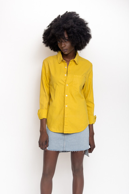 Unisex Olderbrother OB Classic Shirt / Turmeric