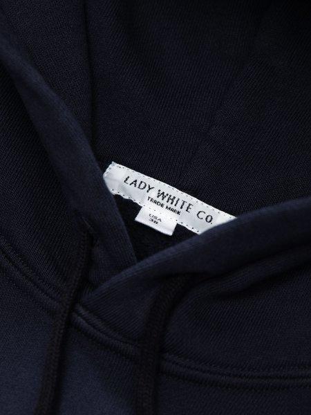 Lady White Co. LWC Hoodie - Ink Navy