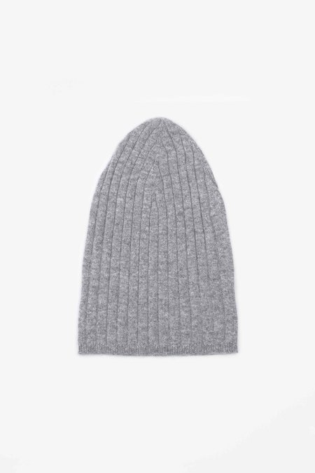 Ros Duke RIB HAT - Ash Grey