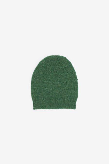 Ros Duke SLUB HAT - FOREST GREEN