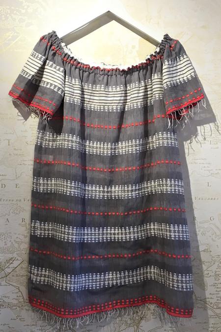 Lemlem TabTab Off the Shoulder Dress
