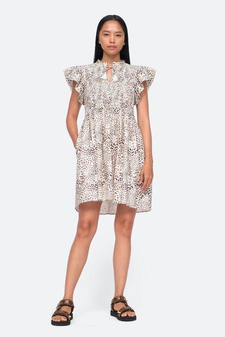 Sea NY Calla Mini Dress