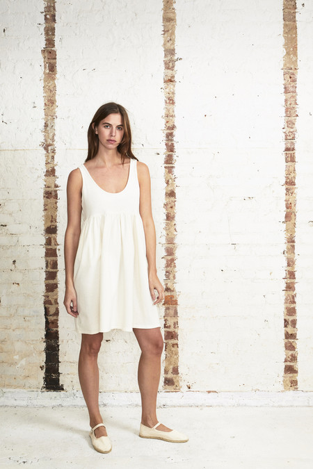 OffSeasonNYC Alee Dress Gypsum