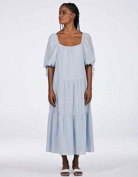 Charlie Holiday Elodie Dress - Dusk Blue