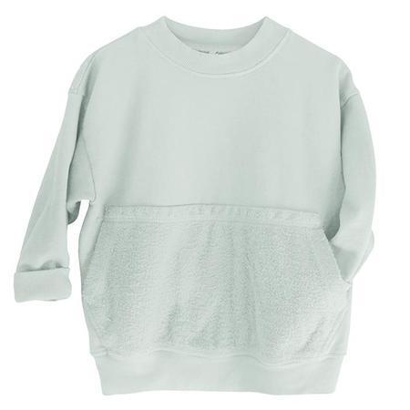 Kids Nico Nico Child Ira Fleece Sweatshirt - Thyme Green