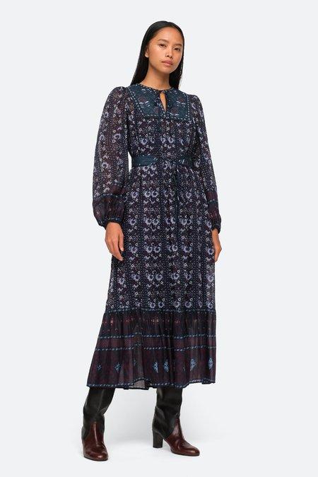 Sea NY Nadine L/S Dress