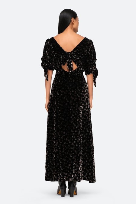 Sea NY Valerie Dress - Black