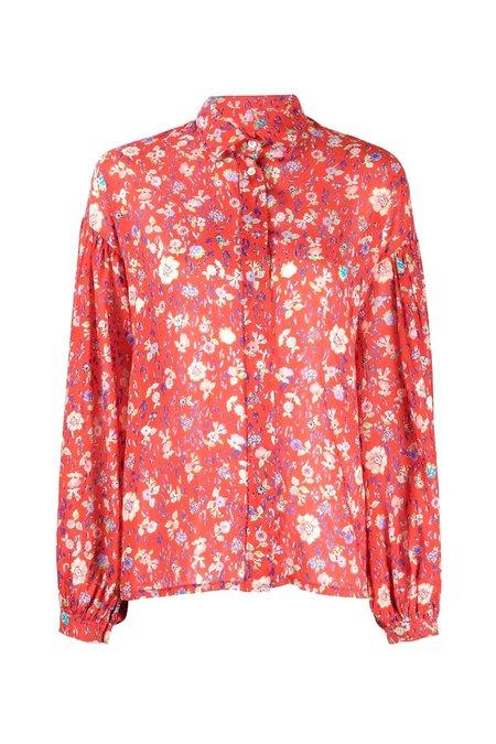 Forte Forte A Flower in the Snow Shirt - Pettiroso