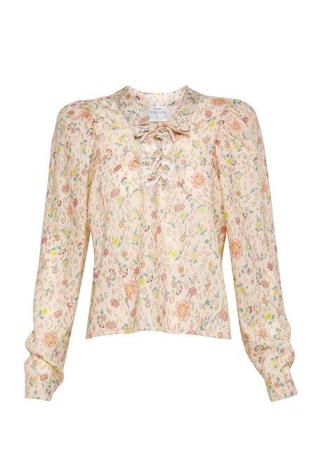 Forte Forte Flower Wool Shirt - Petalo