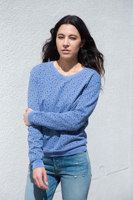Stateside floral sweatshirt