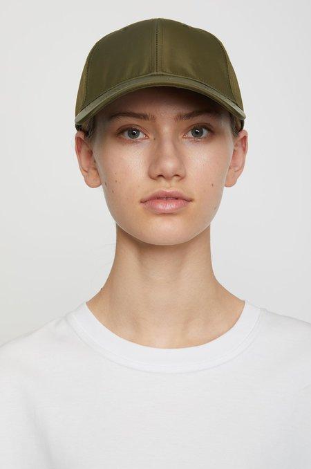 Just Female Orion Cap - dark olive
