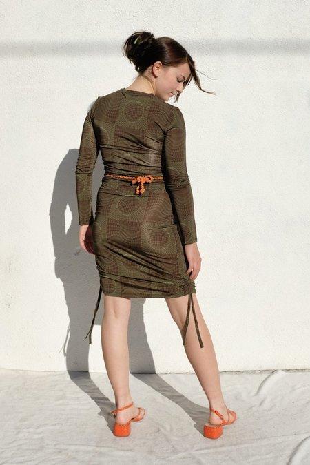 Paloma Wool Sol Dress - Brown