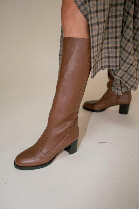 Maryam Nassir Zadeh Norfolk Boot - Cedar