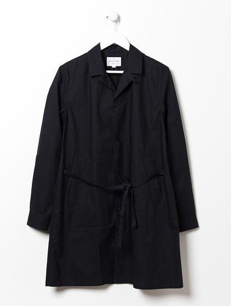 Still By Hand Coated Linen Coat