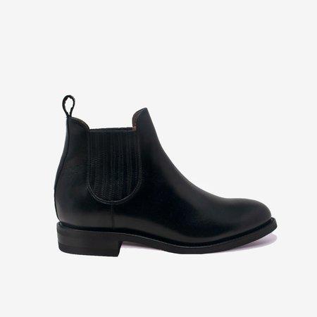 The CANO Shoe LORENA Chelsea Boot - Black