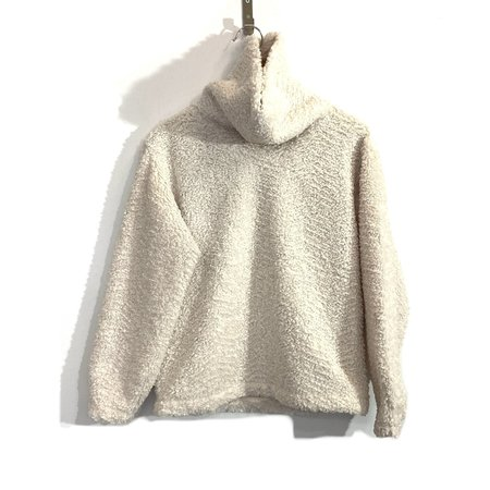 Marigold Leonce Pullover - Off White Boucle