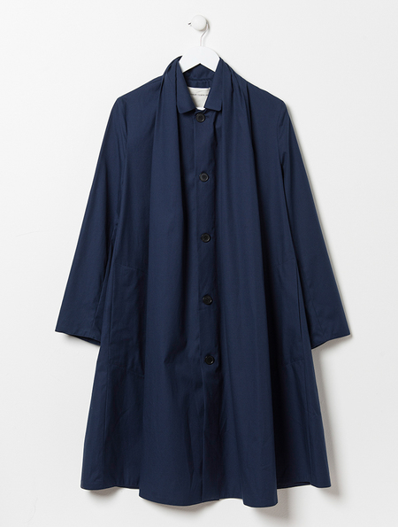 Stephan Schneider Blue Trench Coat Slow