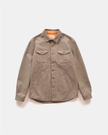 Dehen Crissman Overshirt - Oatmeal