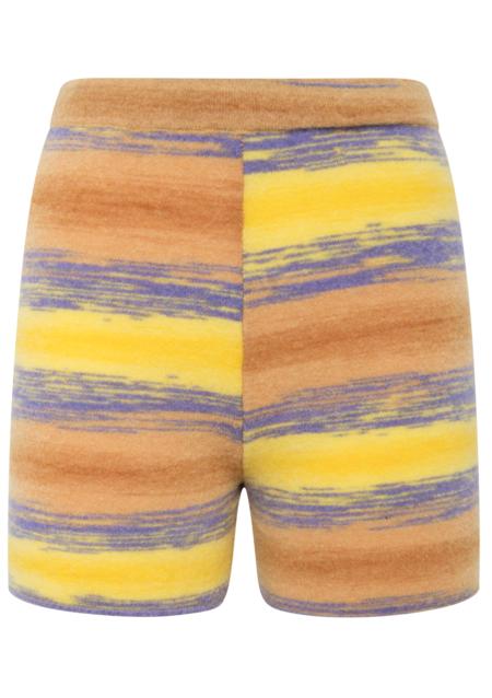 Gimaguas Gonza Shorts - Orange/Lila