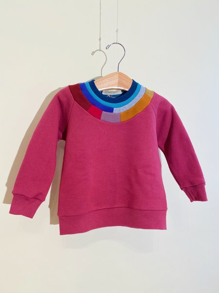 Kids Correll Correll Mosaic Sweatshirt - multicolor