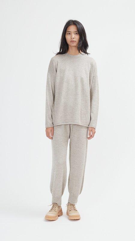 Lauren Manoogian Base Crewneck sweater - Marl