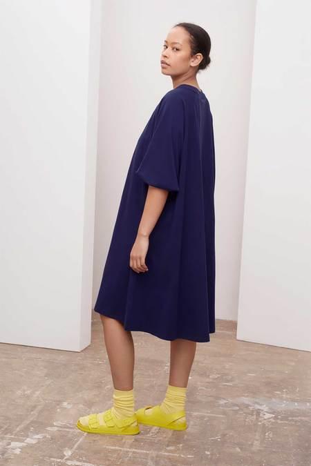 Kowtow Raglan Sleeve Dress - INK