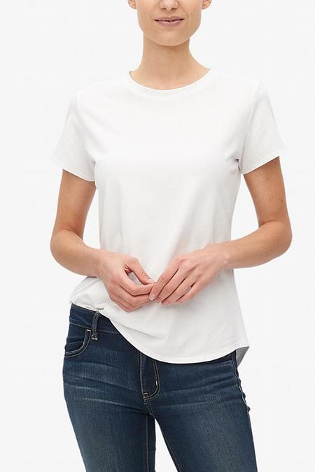 The Sleep Shirt Stretch Jersey Short Sleeve Crew Neck T-Shirt