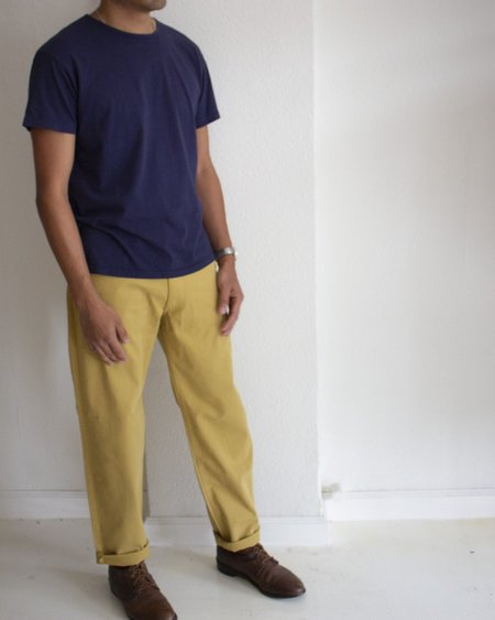 Esby Shane Pant - Mustard