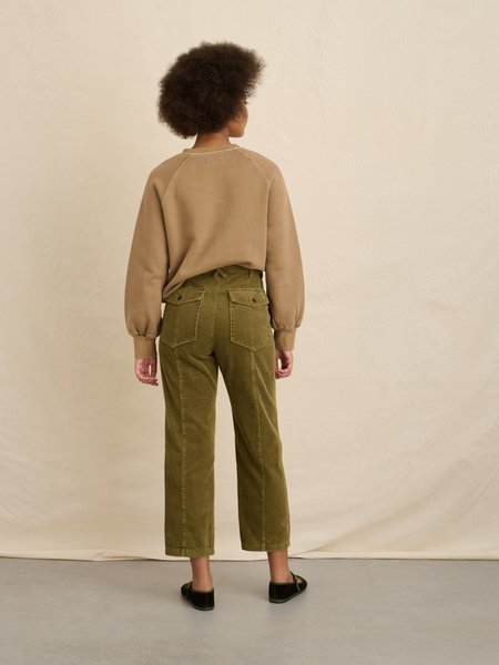 Neil Straight Leg Pant - Corduroy