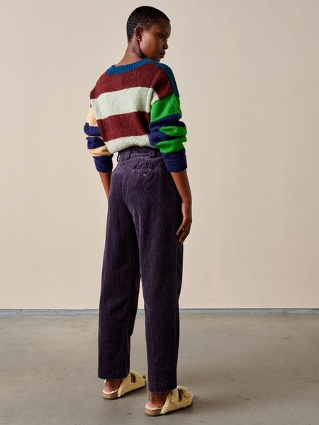 Bellerose Lazard Trousers - Cordovan