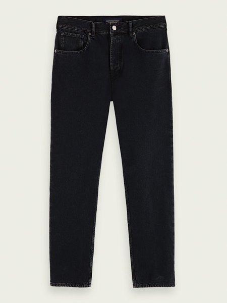 Scotch & Soda Norm Straight Jeans - Satellite