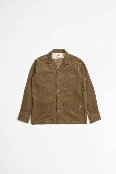 BattenwearFive pocket canyon shirt - corduroy acorn