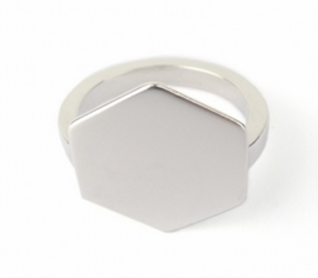 The Boyscouts : Hexagon Memento Ring