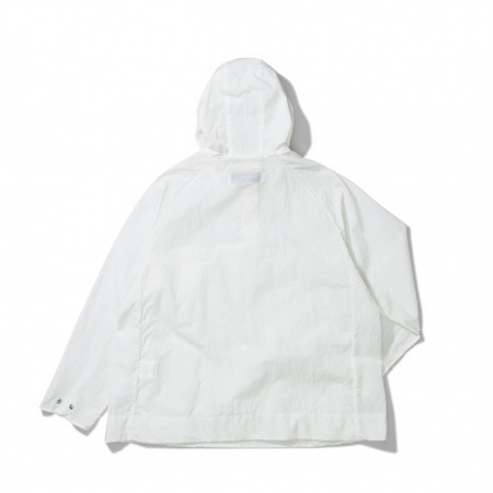 Norse Projects Rea Rain Anorak | White