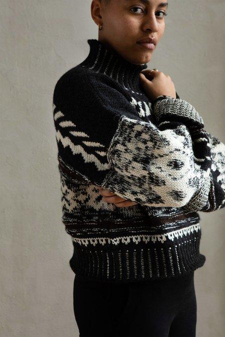 Nymane Nadia Sweater - Black
