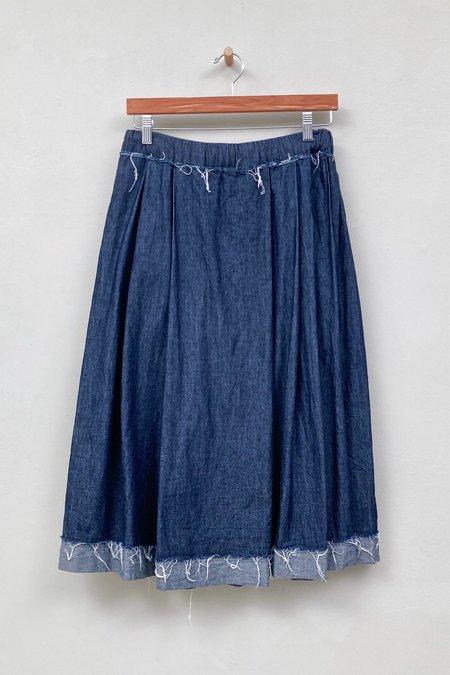UQNATU Belle Skirt - Denim