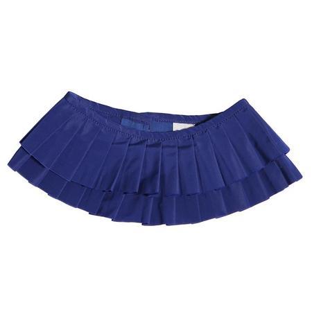 Kids  Tia Cibani Ruth Pleated Collar Licorice Blue