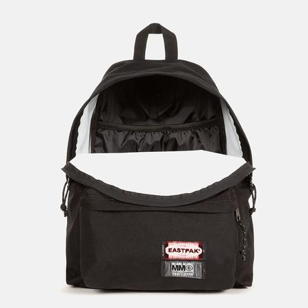 MM6 X Eastpak Reversible Backpack - Black