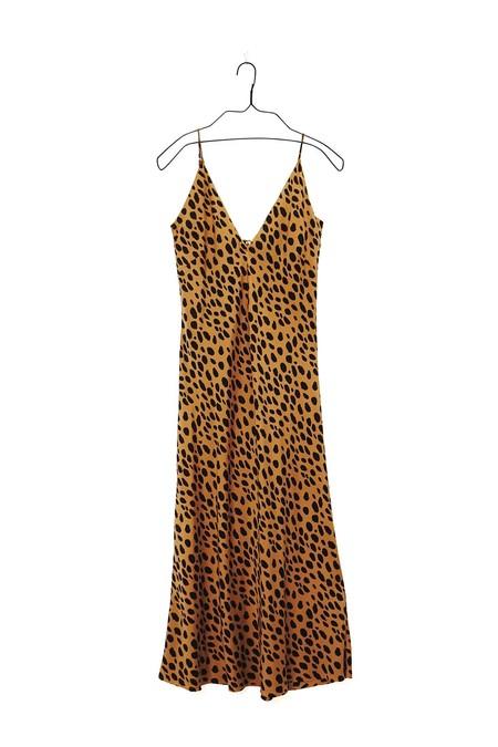 Aquarius Cocktail Dress - Wild Print