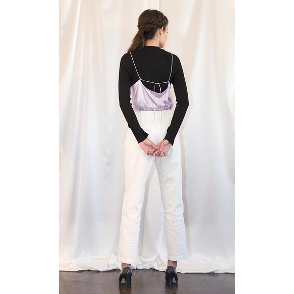 Pari Desai String Camisole - Lilac