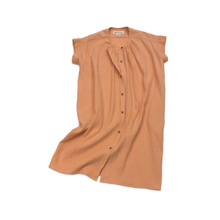 Caron Callahan Wayward Dress in Peach