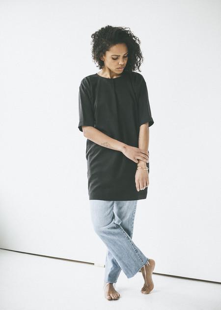 Amanda Moss - Tala Dress in Black