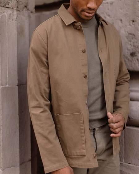 Steven Alan Kite Jacket -  Chai