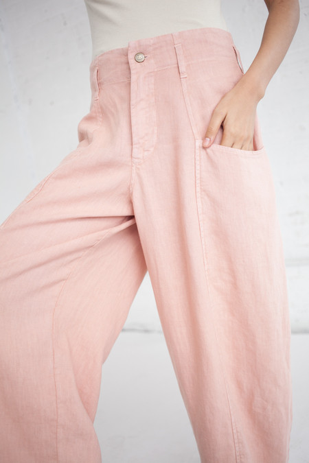 69 Bell Pant in Dusty Rose