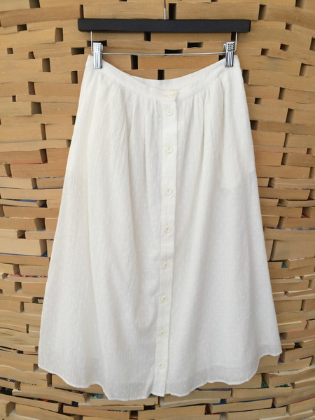 Des Petits Hauts | Touca Cotton Skirt