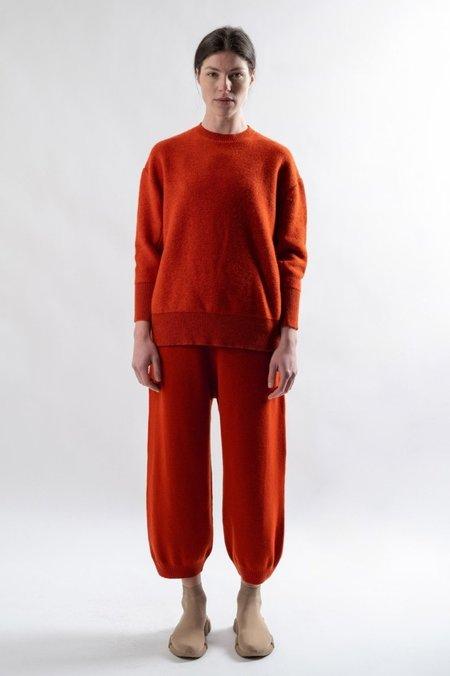 Unisex Oyuna Anzio Sweater - Pumpkin