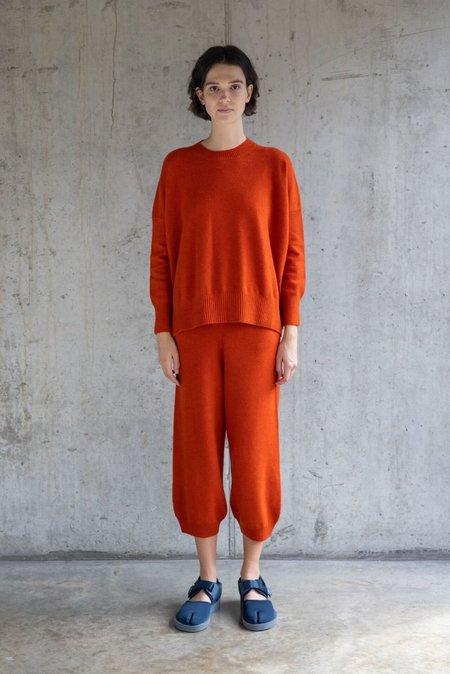UNISEX Oyuna lanza sweater - magma