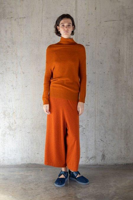 Oyuna melfi sweater - flame